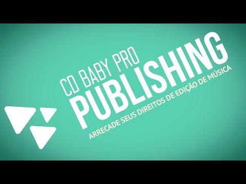 CD Baby Pro Publishing - Arrecade seus direitos de edição de música