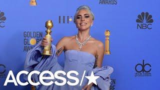Golden Globes 2019: Lady Gaga Cries Tears Of Joy As