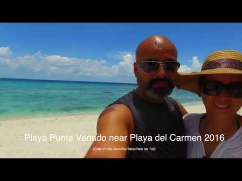 Playa Punta Venado Cordova 2016