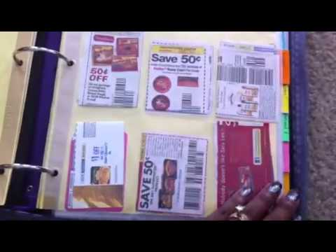 My coupon book! (my dusty little secret weapon)