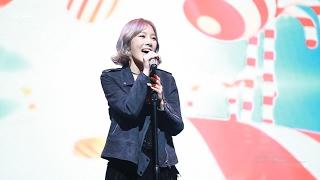 [fancam] 160312 Taeyeon Stress @ Mercedes Fan