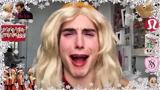 White Girl Christmas   Benito Skinner