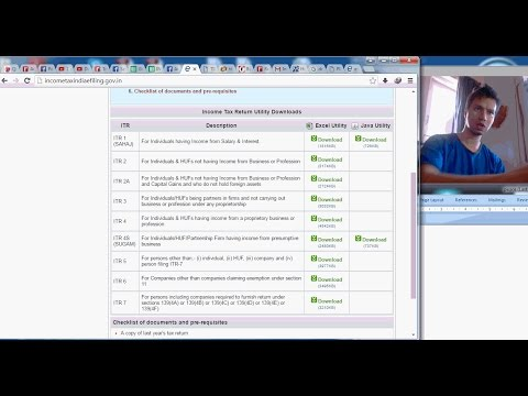 HOW TO DOWNLOAD TAX RETURNS FOR TAX FILING? ( FREE PROCESS)