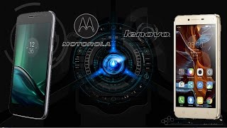 Motorola Moto G4 Play vs Lenovo Vibe K5 Plus
