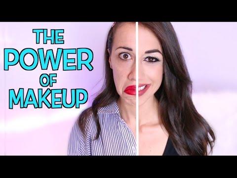 THE POWER OF MAKEUP! - MIRANDA STYLE