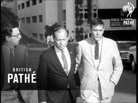 Robert Kennedy Assassinated (1968)