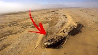 المفاجأة التي هزت العالم ظهور مفاجئ لسفينة نوح عليه السلام بعد الطوفان وهذا ما وجدوه !!