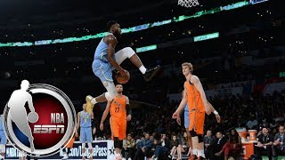 The best and most ridiculous dunks at the NBA Rising Stars Challenge   ESPN