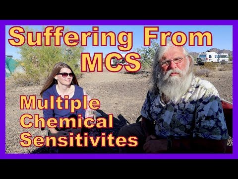 Living in a Van to Escape Multiple Chemical Sensitivities & Mold