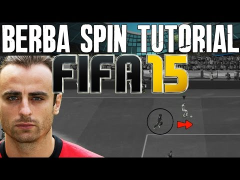 FIFA 15 Tutorials & Tips | How to Berba Spin (Combos) | Best FIFA Guide (FUT & H2H) - Skill Moves