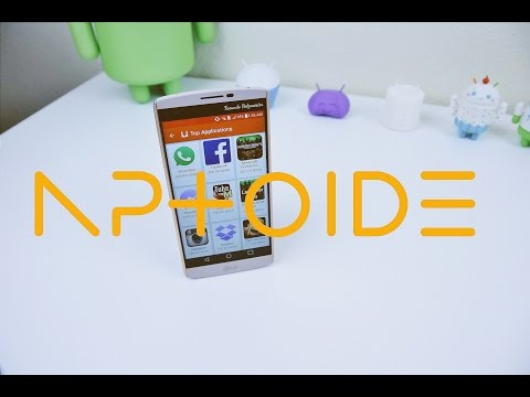 Aptoide Android Marketplace Review | 2015