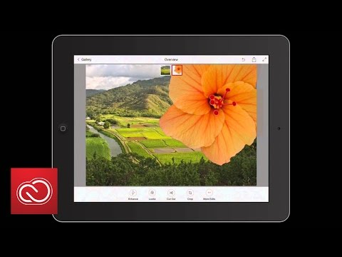 Combine photos with Photoshop Mix   Adobe Creative Cloud