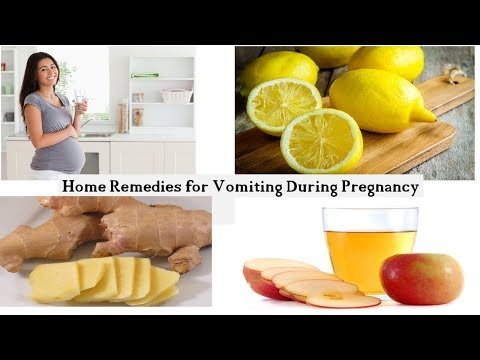 How To Avoid Vomiting During Pregnancy