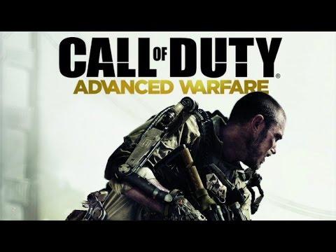 Прохождение игры Call of Duty: Advanced Warfare часть 2