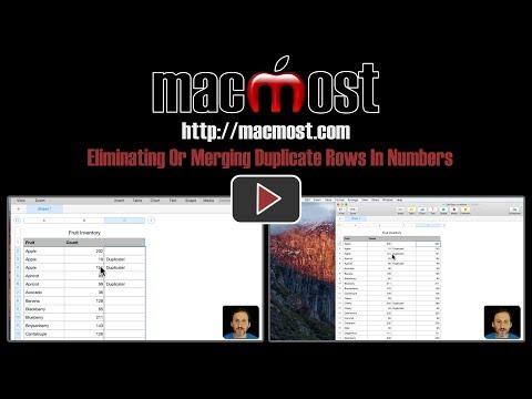 Eliminating Or Merging Duplicate Rows In Numbers (#1437)