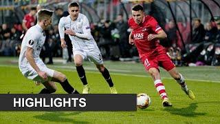 Highlights AZ - LASK | Europa League