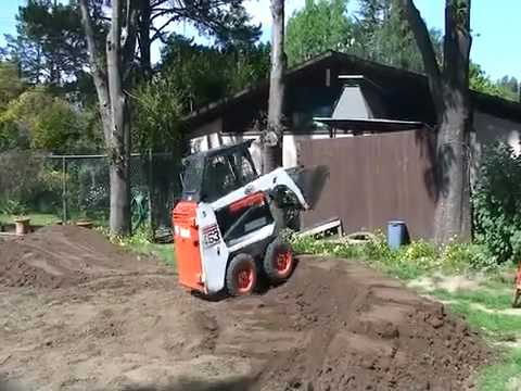 Eric Carter Building a Pumptrack
