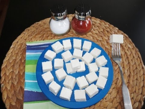 How to make Indian Cottage Cheese/ Paneer/Chhena  Poonam's Kitchen