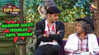 Mashoor Gulati Troubles Kapil Sharma - The Kapil Sharma Show
