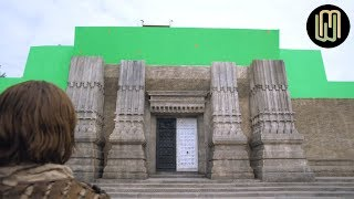 Game of Thrones - Creating the sets for Season 5