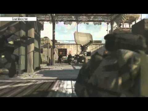 Metal Gear Solid Online Reveal Gameplay Trailer