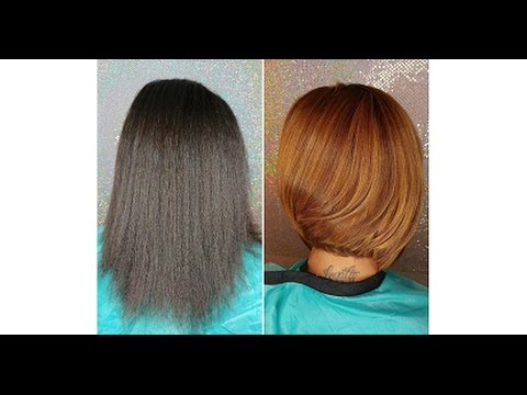 DOES BOX COLOR REALLY WORK??! Permanent Color using Dark and Lovely Fade Resist