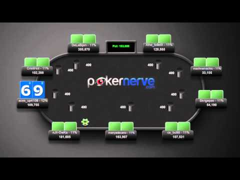 Sunday Millions Final Table MTT Review P6 | Pokernerve.com