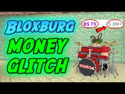 Bloxburg: FIRST MONEY GLITCH EVER!!! [WORKING] [May 2017] (Roblox) - Instantly Rich!