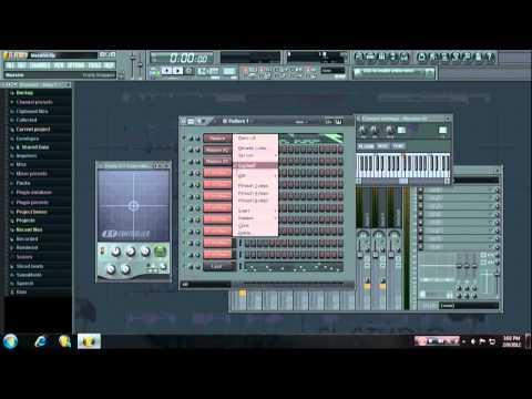 FL Studio Dubstep Tutorial: How to Change the Wobble LFO Speed Using Massive