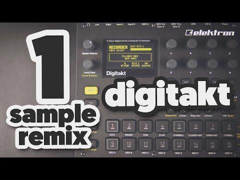 DIGITAKT: 1 sample remix (feat. Deru)