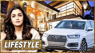 Alia Bhatt LUXURIOUS Royal Lifestyle | Houses, Cars, Wardrobe