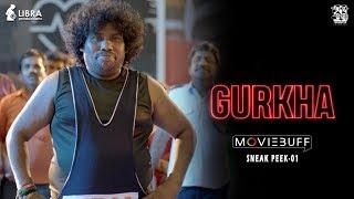 Download Gurkha - Moviebuff Sneak Peek   Yogi Babu - Directed by Sam Anton Video