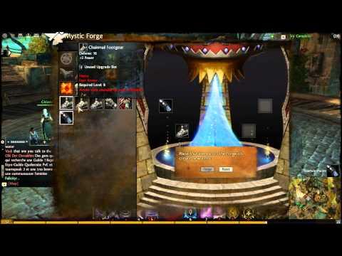 Guild Wars 2-Mystic Forge