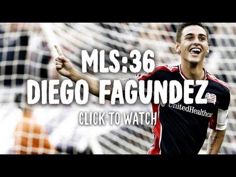 MLS 36 | Diego Fagundez