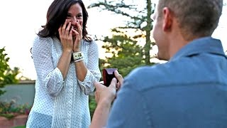 Wedding Proposal that will Leave You Breathless