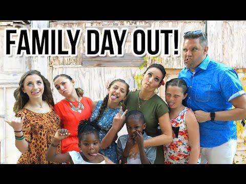 Cgh Family Theme Park Day Mindy Mcknight