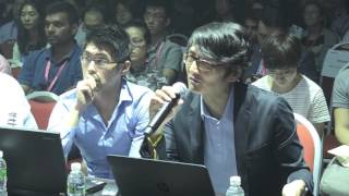Tech in Asia - April 2016 - Singapore - Pouch Arena Pitch