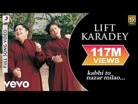 Xxx Mp4 Adnan Sami Lift Karadey Video Kabhi To Nazar Milao 3gp Sex