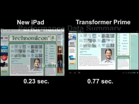 Asus Transformer Prime Video Update