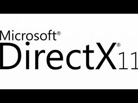 Directx 11 : How To Download & Install Latest DirectX Windows Xp,7,8,8.1, Windows 10