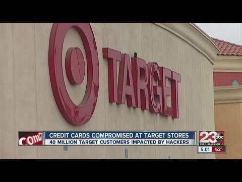 Target: Data breach impacts up to 40M