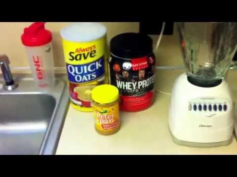 Cheap Homemade weight gainer shake
