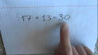 Как называются числа при сложении