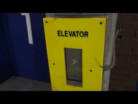 OTIS? Traction Elevators @ City MIA P-garage, 19 NE 3 ST, Miami, FL, USA.