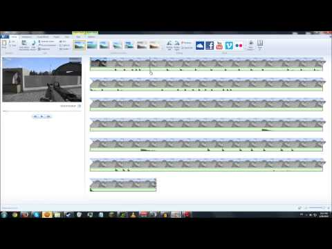 Merging/Syncing separate audio/video tracks in Lightworks/Movie Maker