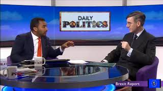 Brexit fallout: solving the Irish border problem Hilary Benn vs Jacob Rees Mogg