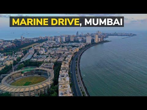Marine Drive Mumbai | Vlogs
