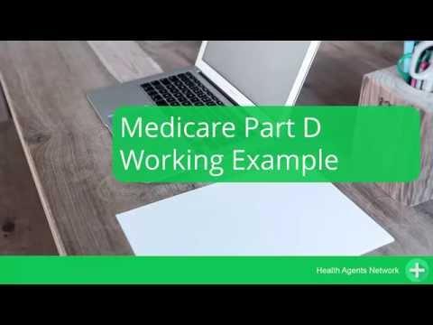 Medicare Part D 2017 Diagram