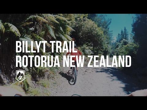 BillyT Trail - Rotorua New Zealand with Drift Bikes