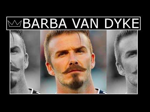 Como fazer a BARBA do David Beckham (DIY)
